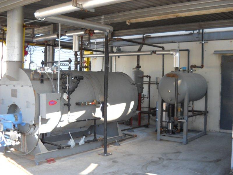 Complete boiler plant layout | Porter Boiler Service