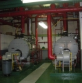 Complete boiler plant layout-2