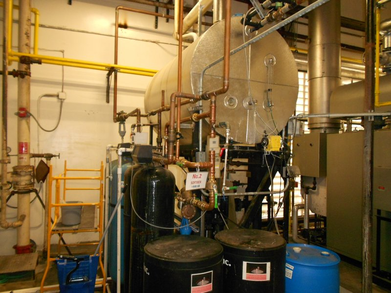 Water Treatment Services : Water treatment and support service porter boiler